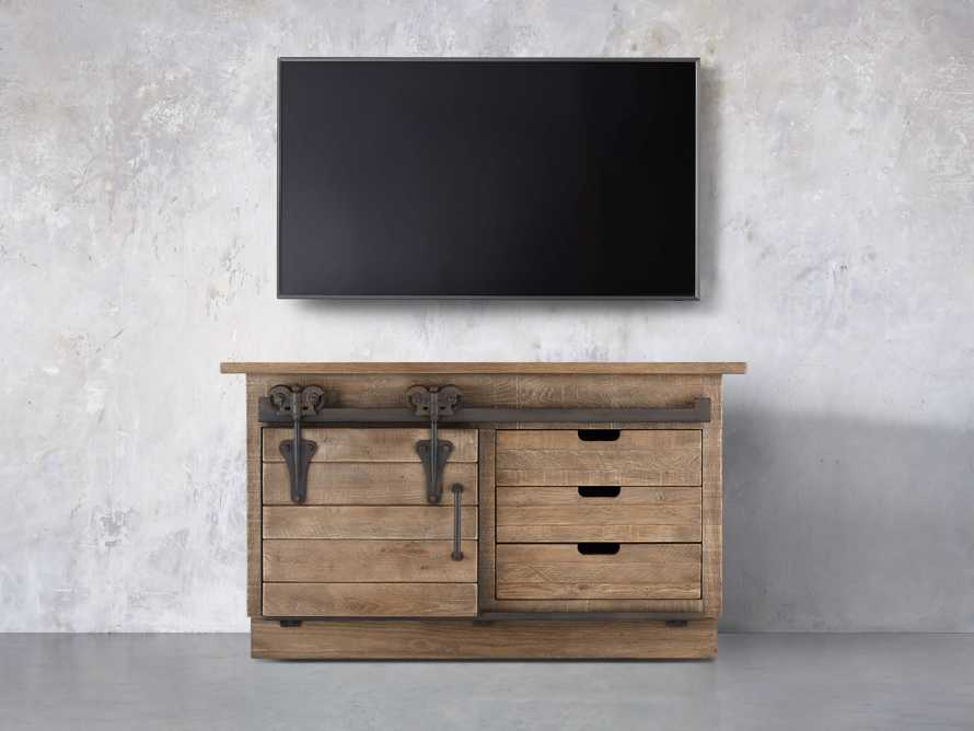 "Baumann 64"" Media Console In Ashland Natural"