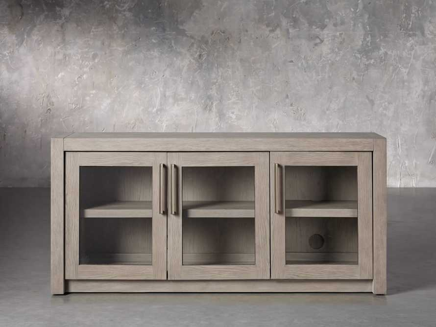 """Bodhi 60"""" Media Console in Salvaged Grey, slide 1 of 6"""