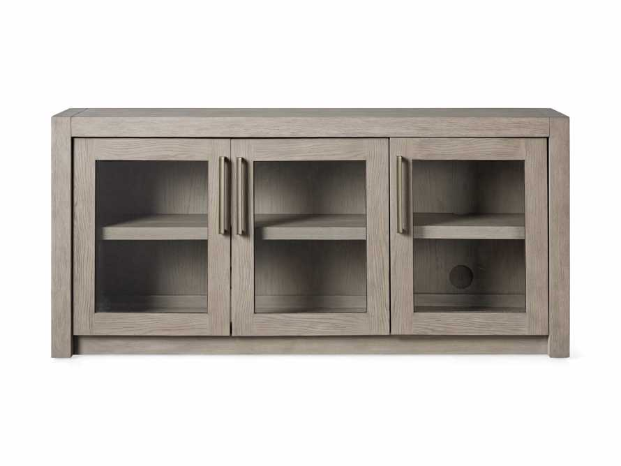 """Bodhi 60"""" Media Console in Salvaged Grey, slide 6 of 6"""