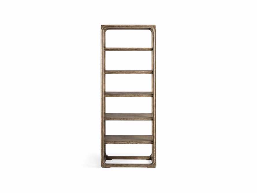 "Bertogne 30"" Narrow Bookcase"