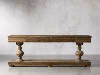 "Chorus Theory 95"" Media Console in Benedict Brown"