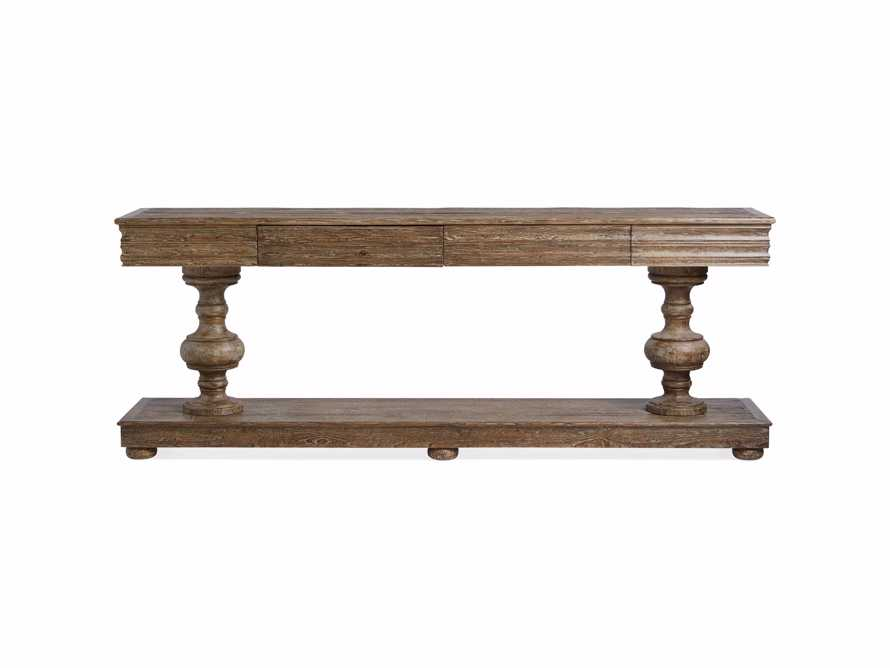 """Chorus Theory 95"""" Media Console in Benedict Brown"""