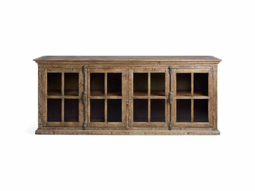 """Chorus Theory 80"""" Media Console in Benedict Brown"""