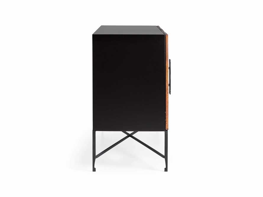 "Cahlo 69"" Copper Media Console, slide 9 of 9"