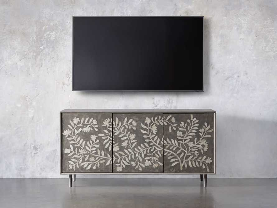 "Divya 64"" Media Console in Dusk, slide 5 of 8"