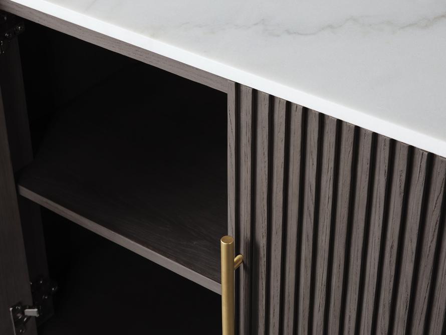 """Finnley 70.8"""" Cabinet, slide 4 of 7"""