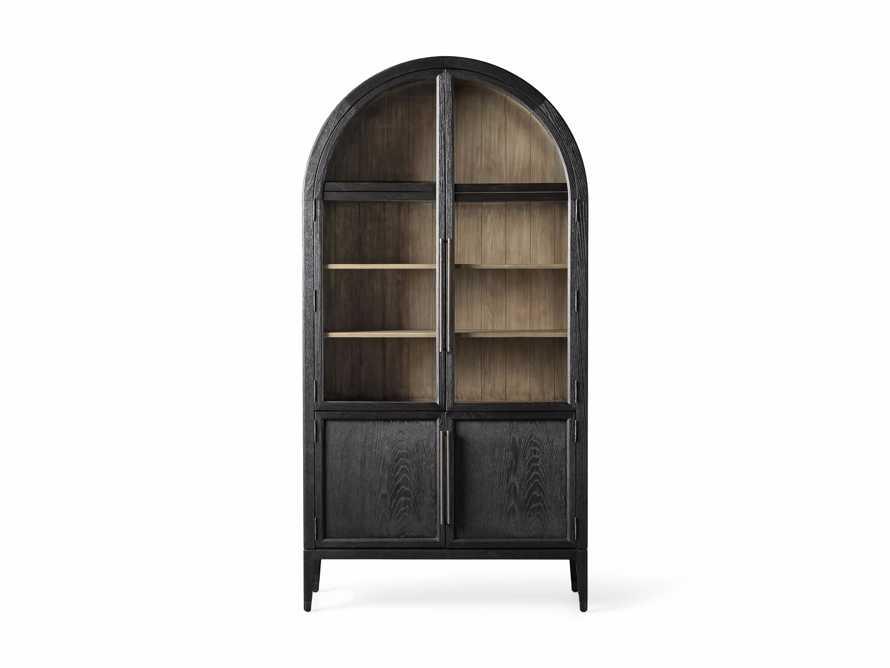 Hattie Cabinet in Ebony, slide 7 of 7