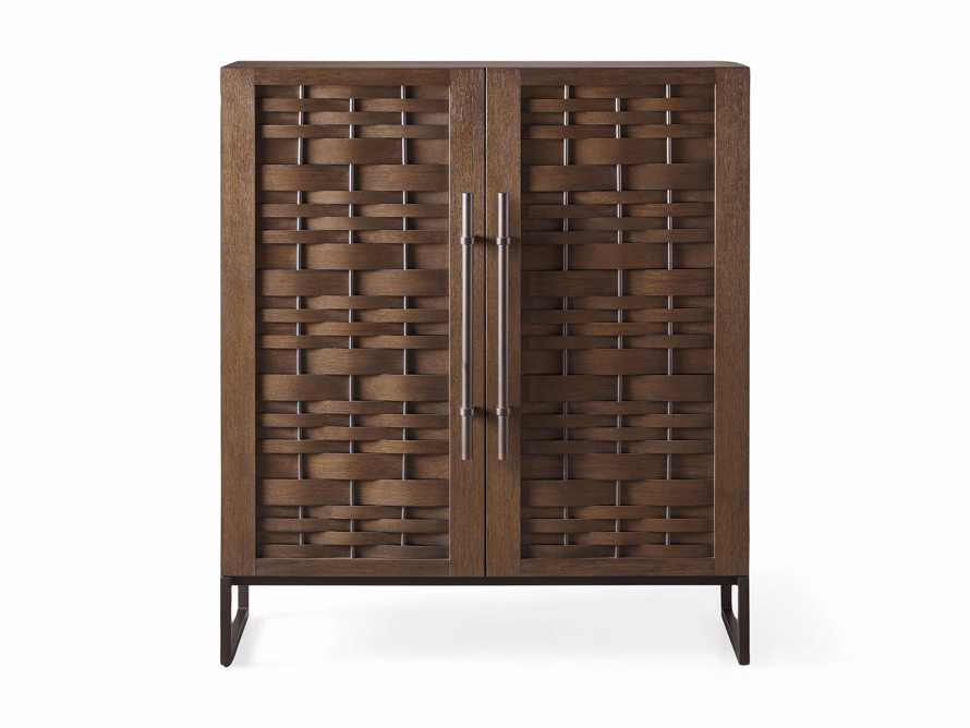 "Reye 48"" Cabinet in Smoked Bronze, slide 4 of 4"