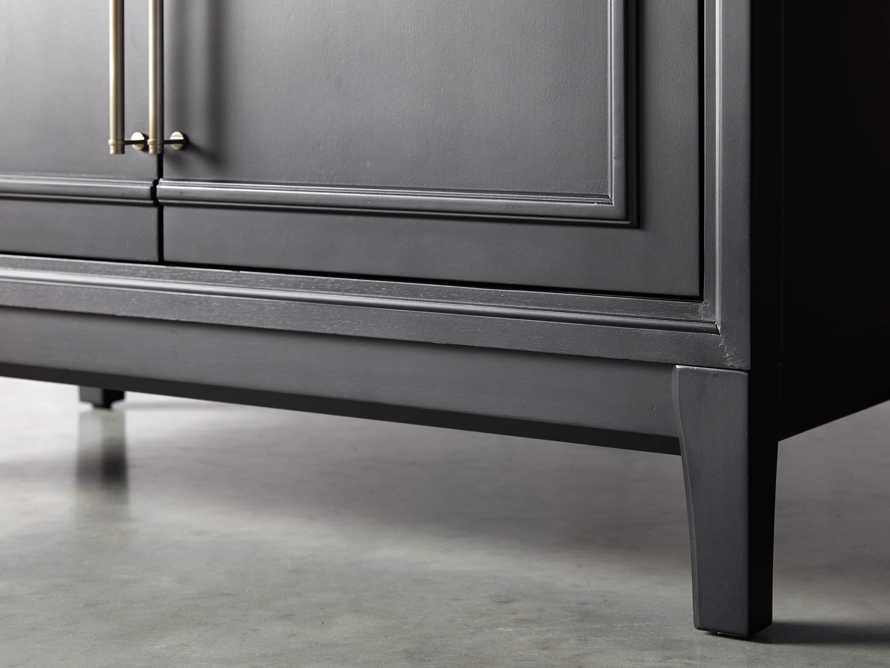 "Rowan Modular 35"" Single Cabinet in Scoria Black"