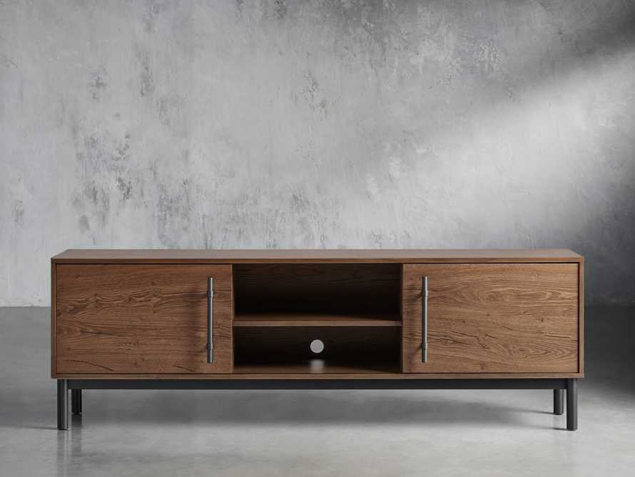 "Sullivan 80"" Media Console in Northman Oak, slide 2 of 11"