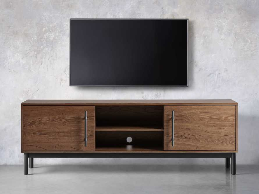 "Sullivan 80"" Media Console in Northman Oak, slide 7 of 11"
