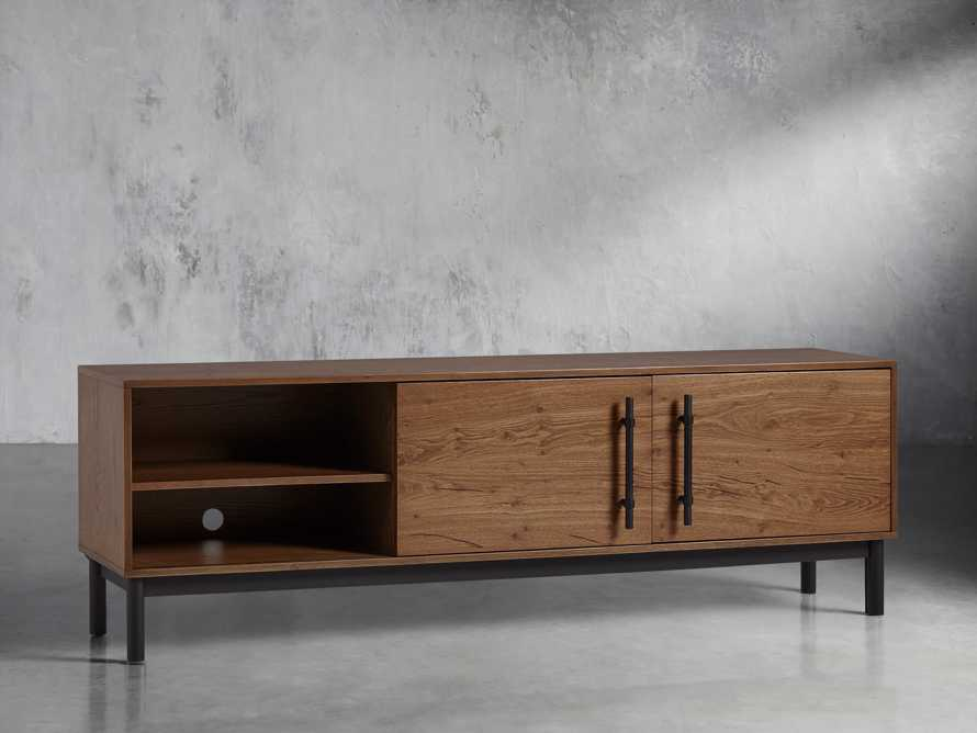 "Sullivan 80"" Media Console in Northman Oak, slide 5 of 11"