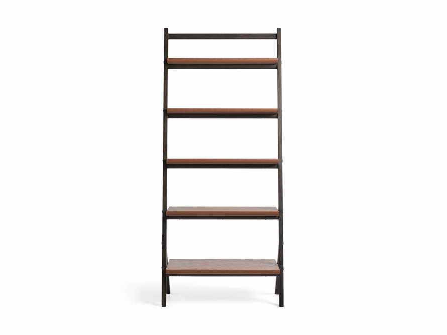 "Torre 37"" Bookcase in Chestnut, slide 6 of 7"