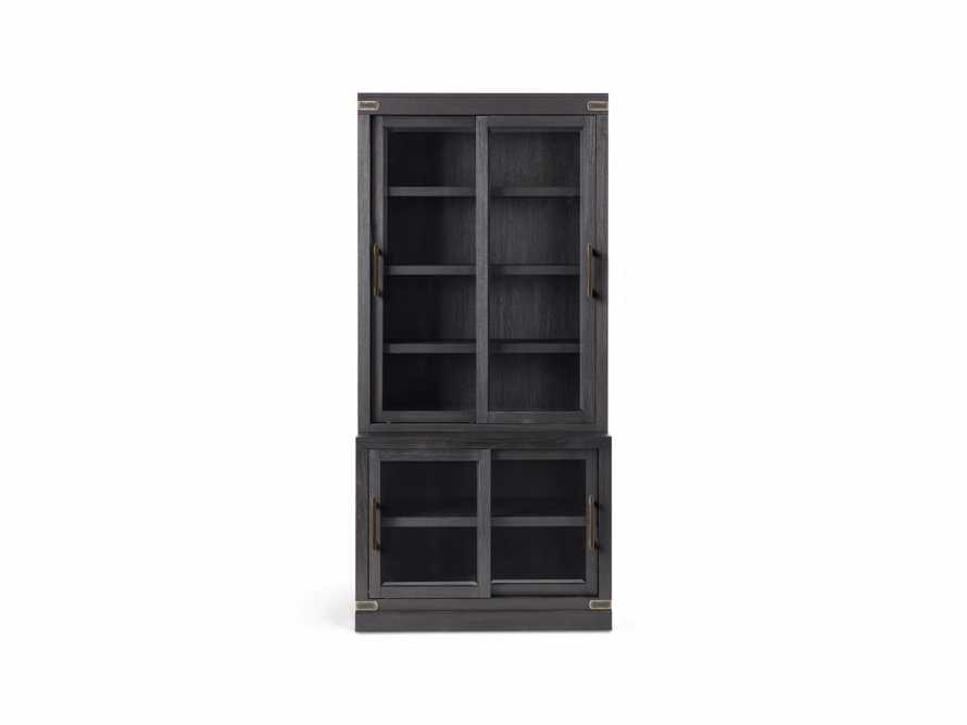 "Tremont Modular 40"" Cabinet in Dry Branch Black"
