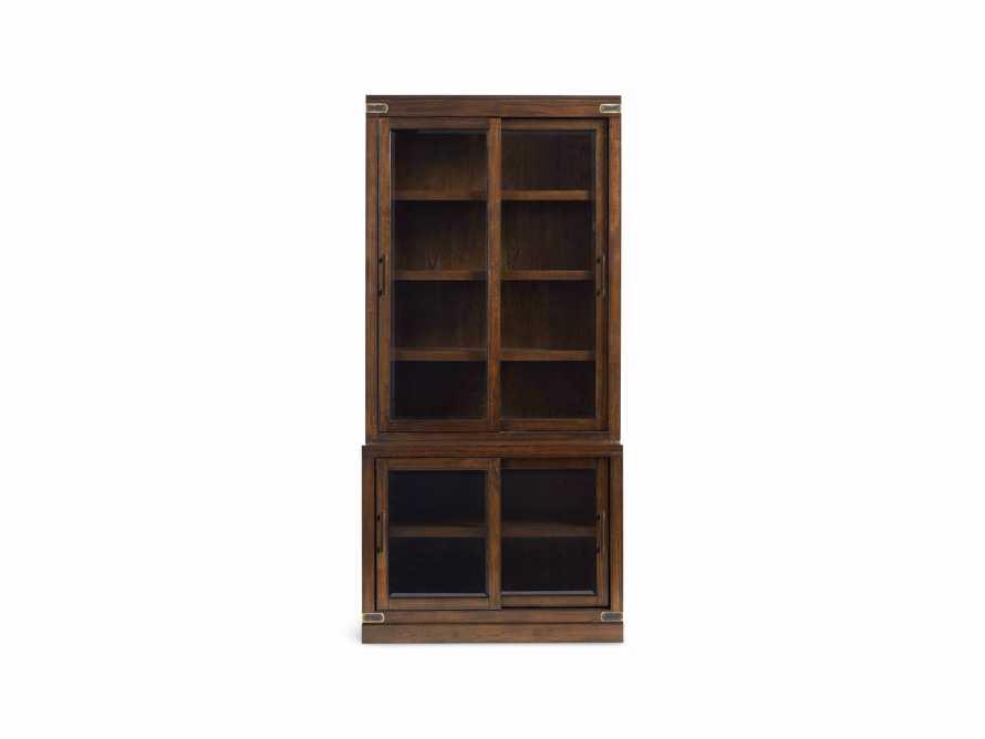 "Tremont Modular 40"" Cabinet in Midnight Java, slide 2 of 2"