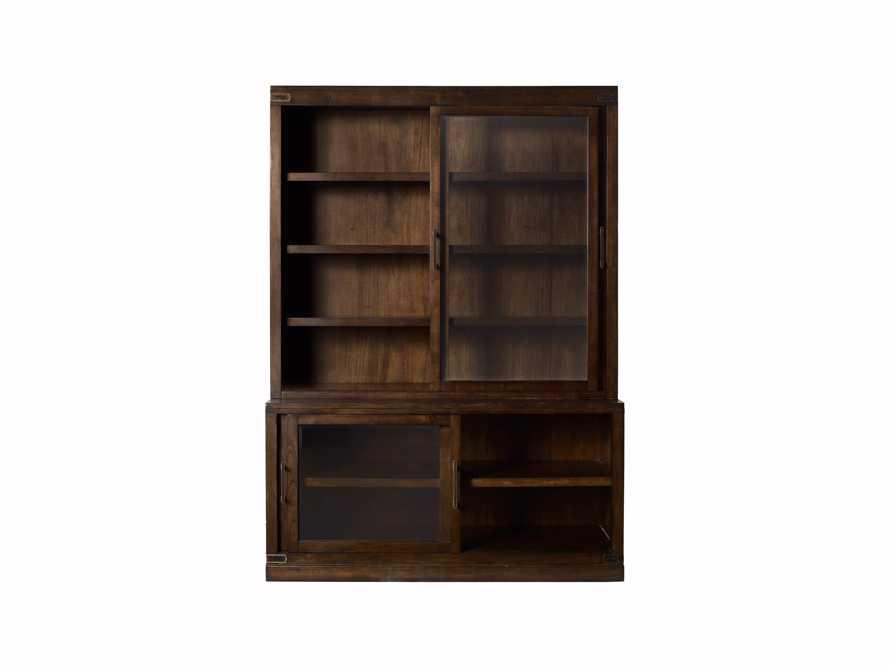 "Tremont Modular 60"" Cabinet in Midnight Java, slide 3 of 3"