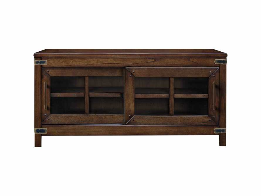 Tremont Small Media Console In Midnight Java