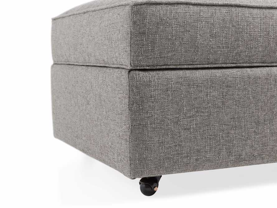 "Filmore Upholstered 44"" Storage Ottoman, slide 5 of 7"