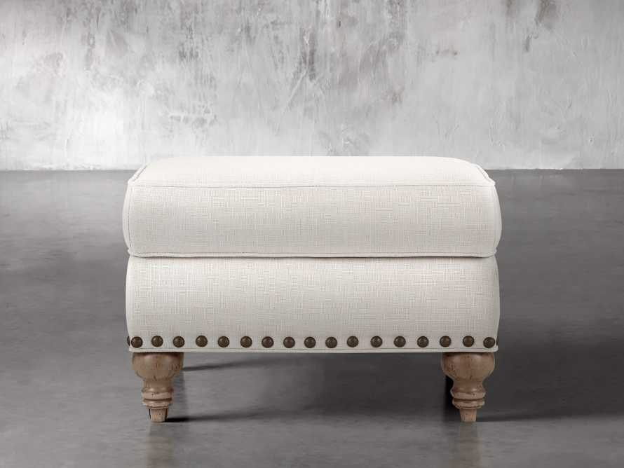 """Outerbanks Upholstered 28"""" Ottoman"""