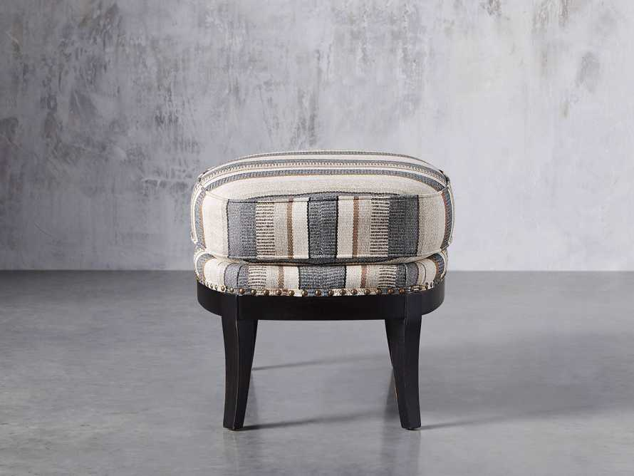 "Portsmouth Upholstered 29"" Ottoman in Amarillo Graphite, slide 3 of 7"