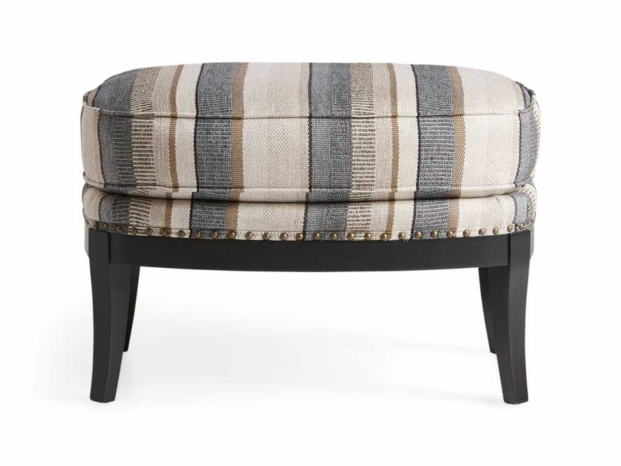 "Portsmouth Upholstered 29"" Ottoman in Amarillo Graphite, slide 5 of 7"
