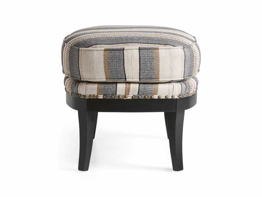 "Portsmouth Upholstered 29"" Ottoman in Amarillo Graphite, slide 6 of 7"