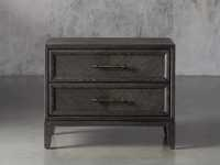 Aventine Two Drawer Nightstand