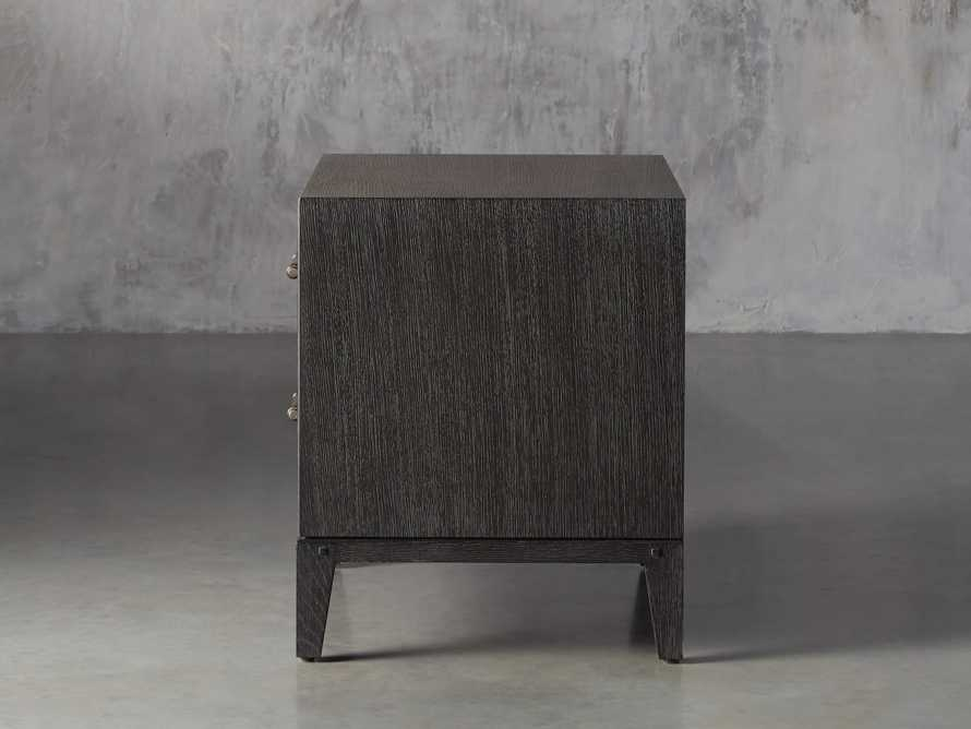 Aventine Two Drawer Nightstand, slide 5 of 10