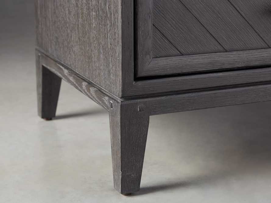 Aventine Two Drawer Nightstand, slide 6 of 10