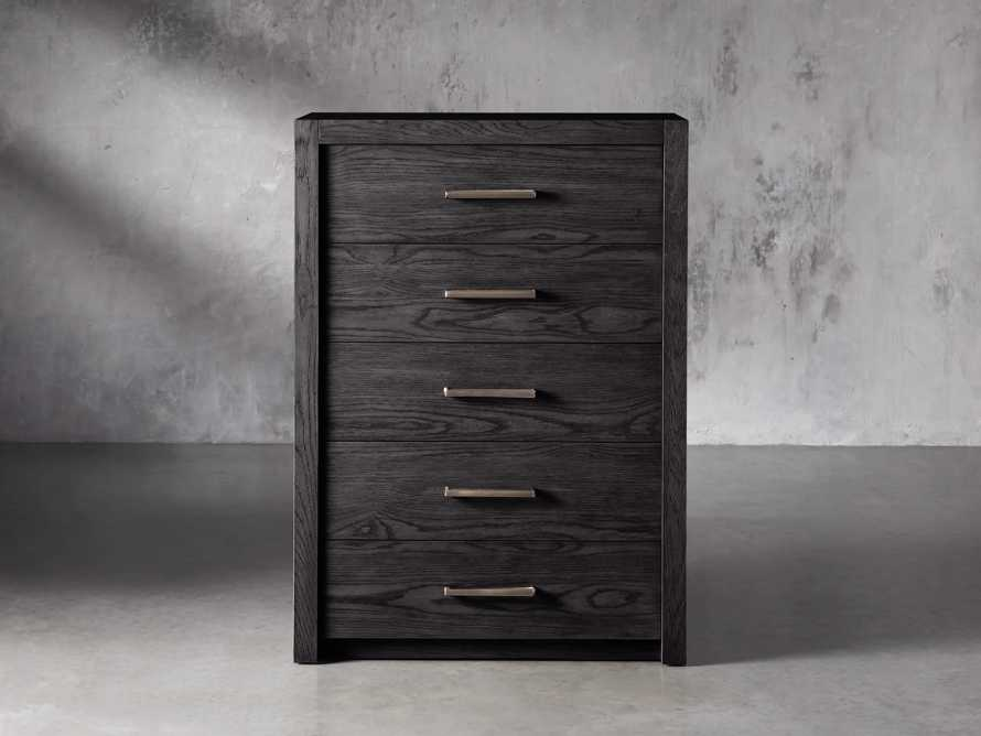 "Bodhi 38"" Tall Dresser in Ebony, slide 1 of 7"