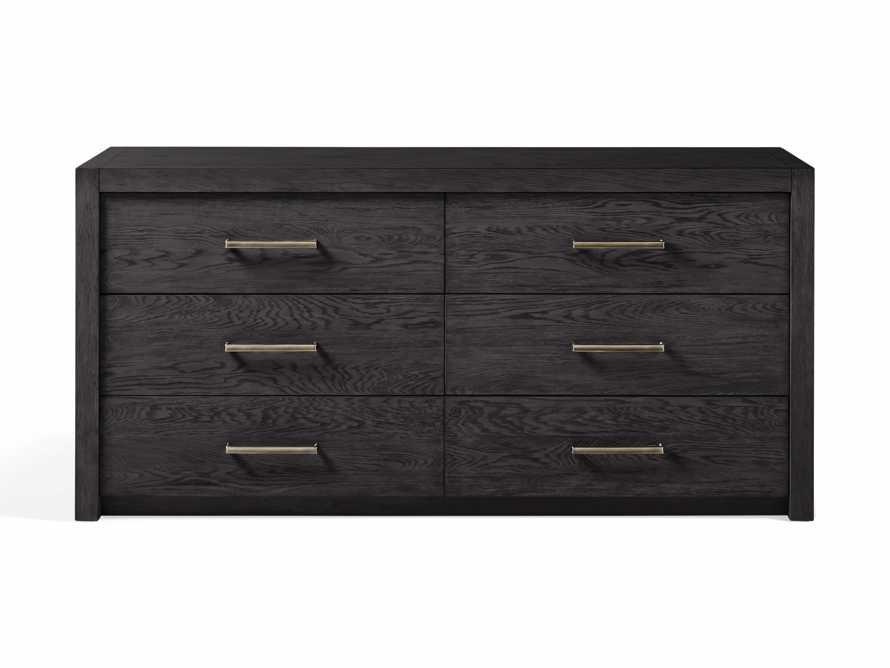 """Bodhi 72"""" Wide Dresser in Ebony, slide 3 of 3"""