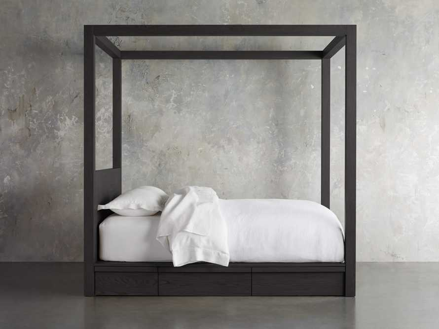 BODHI EB QN CANOPY BED, slide 3 of 6