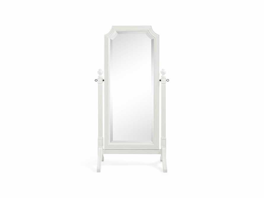 Evelyn Cheval Mirror in Cirrus