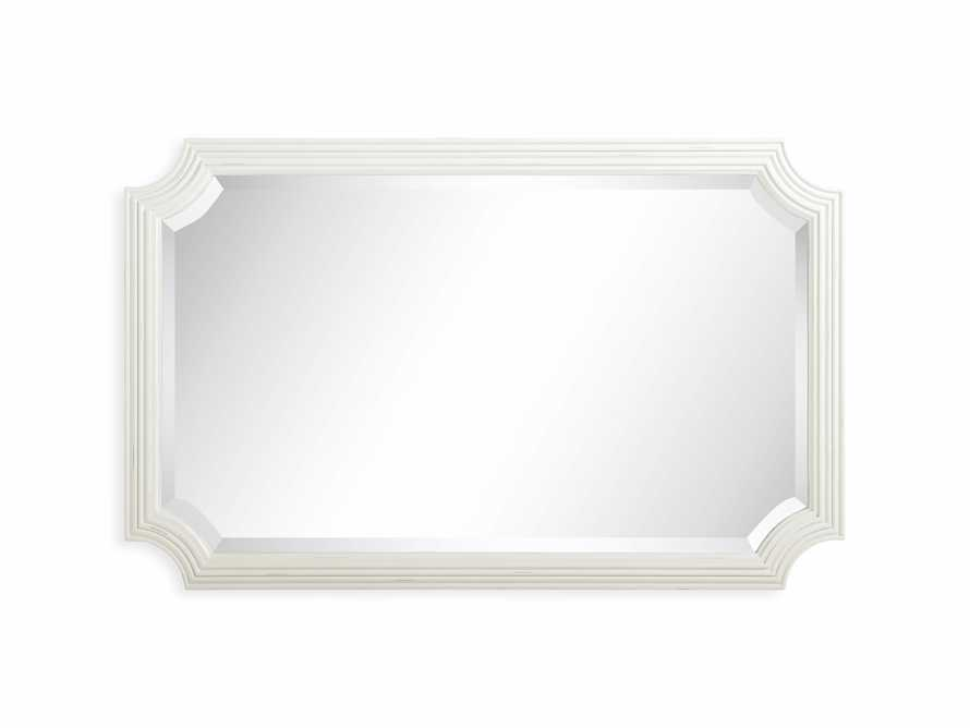 Evelyn Mirror in Cirrus
