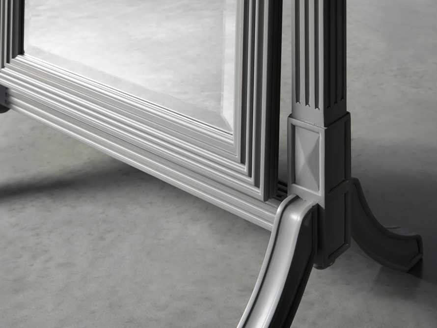 Evelyn Cheval Mirror in Stratus, slide 5 of 7
