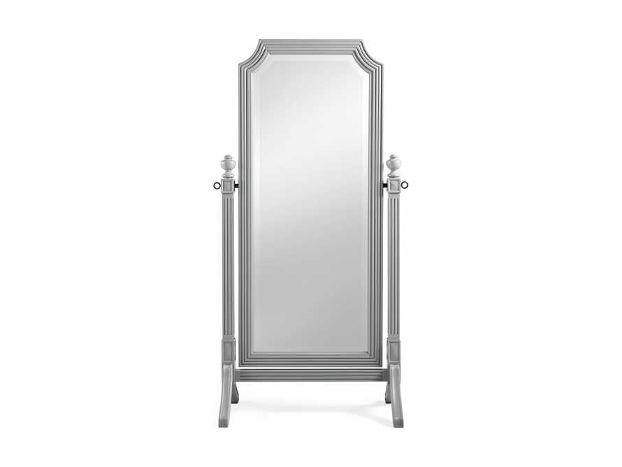 Evelyn Cheval Mirror in Stratus, slide 7 of 7