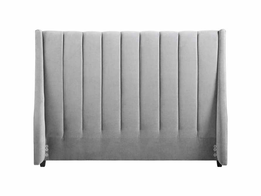 "Hayworth Upholstered 63"" King Headboard"
