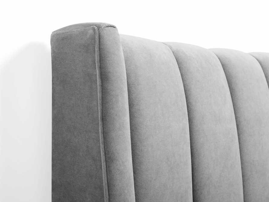"""Hayworth Upholstered 63"""" Queen Headboard, slide 2 of 3"""