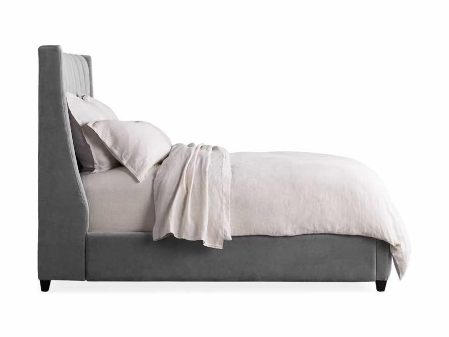 Hayworth Queen Bed in Votive Slate, slide 8 of 8