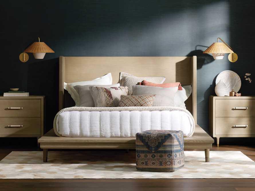 Helen Queen Bed, slide 1 of 7