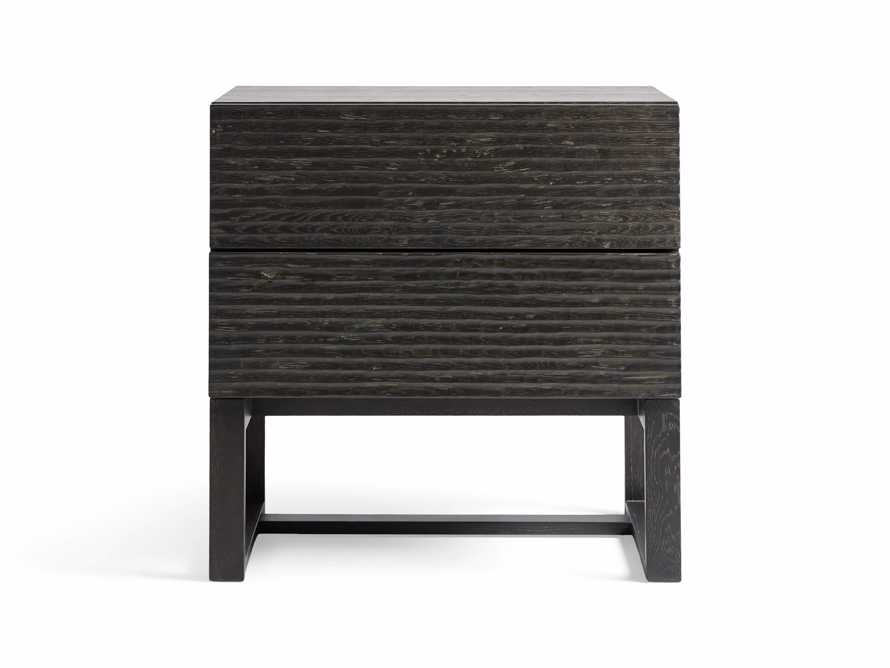 "Lawson 26"" Tall Nightstand in Northman Cinder, slide 7 of 8"