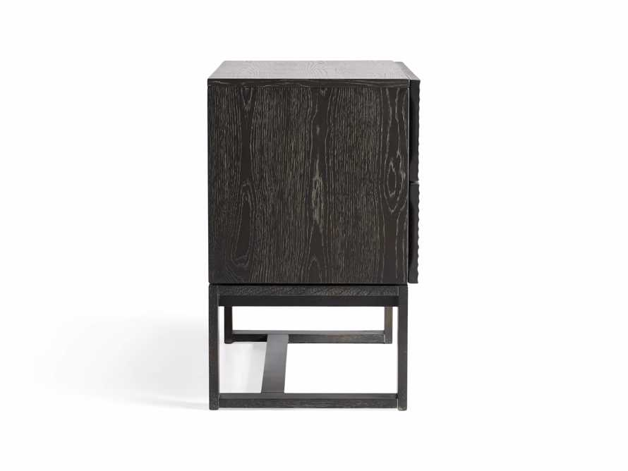 "Lawson 26"" Tall Nightstand in Northman Cinder, slide 8 of 8"