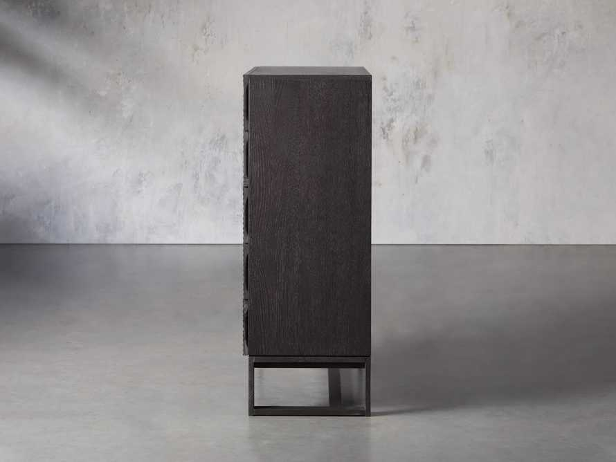 "Lawson 38"" Tall Dresser in Northman Cinder, slide 4 of 9"