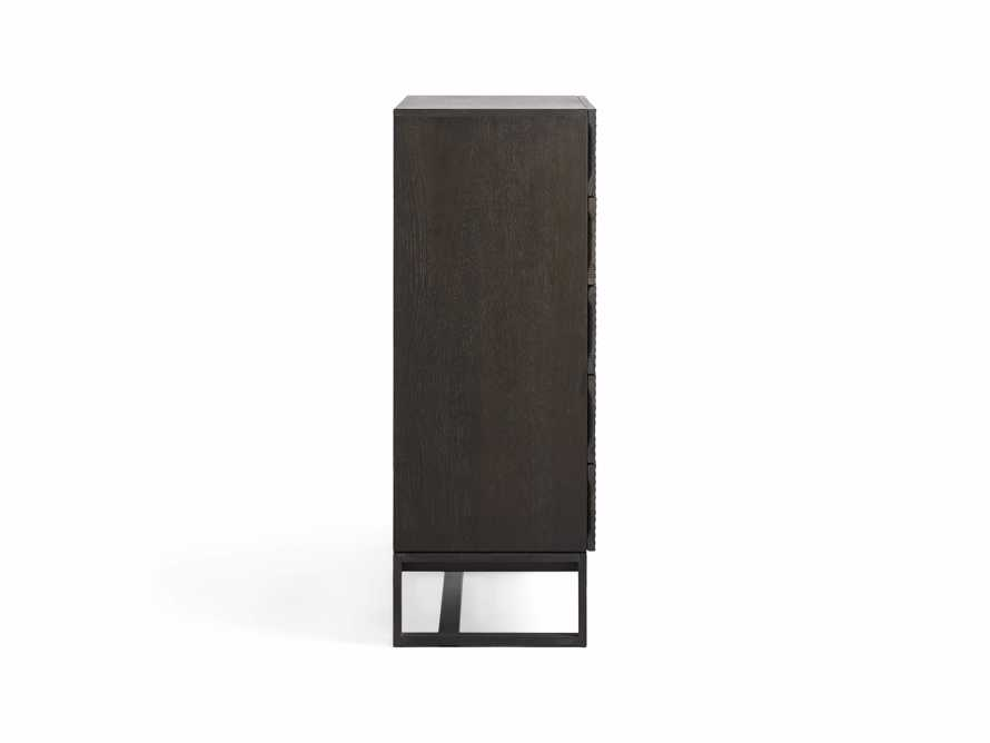 "Lawson 38"" Tall Dresser in Northman Cinder, slide 9 of 9"