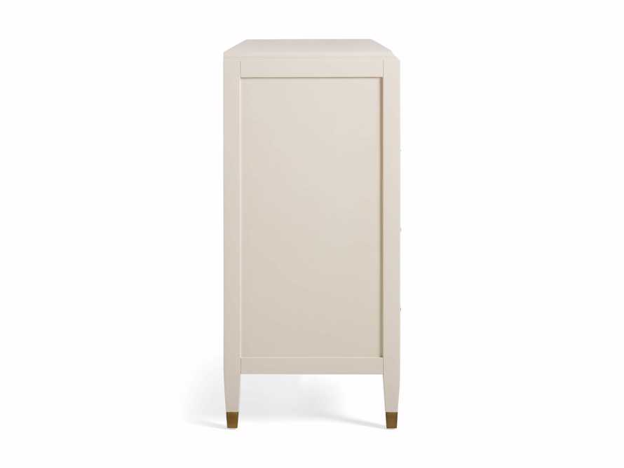 "Lenox 67"" Wide Dresser in Dove, slide 9 of 9"
