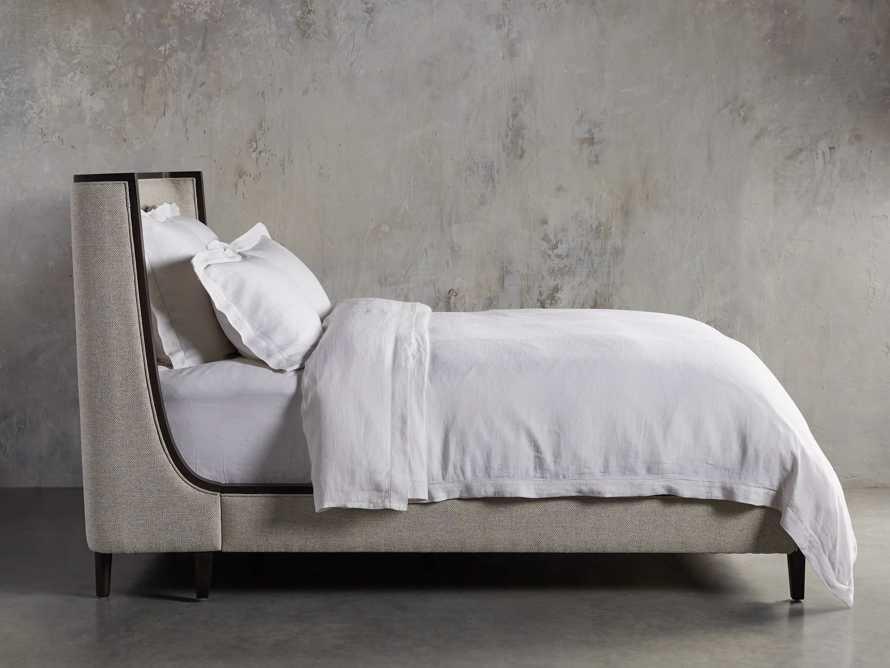 "Lincoln Upholstered 52"" King Bed, slide 2 of 6"