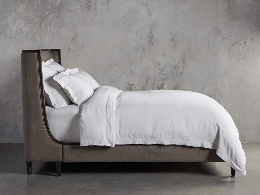 """Lincoln Upholstered 52"""" Queen Bed, slide 3 of 7"""