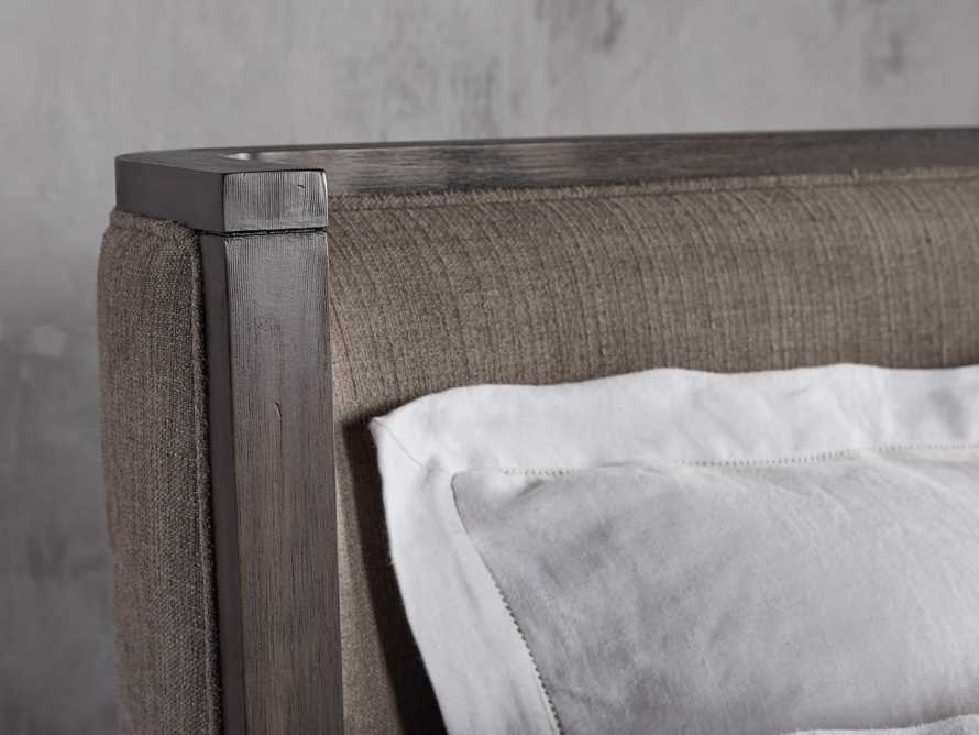 """Lincoln Upholstered 52"""" Queen Bed, slide 5 of 7"""