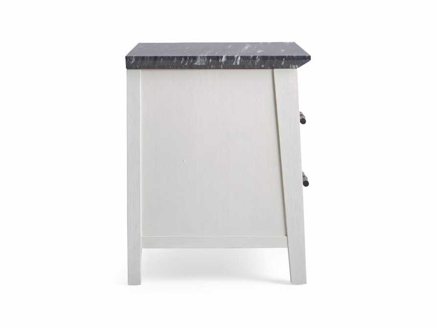 "Loren 35"" Two Drawer Nightstand, slide 9 of 11"