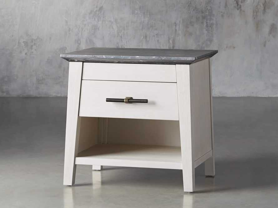 "Loren 31"" Open Nightstand, slide 2 of 11"
